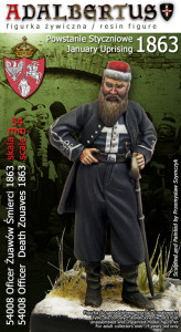 resin figure of Zouave